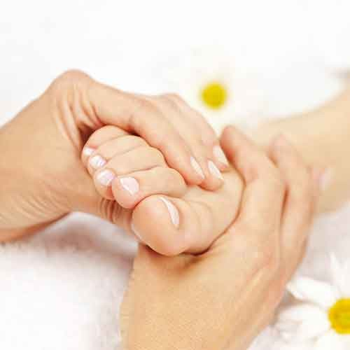 Reflexology Thai Foot Massage