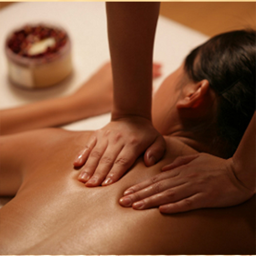 Jet Lag Massage